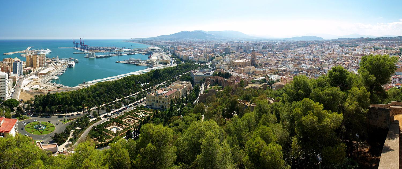 Sobre Málaga