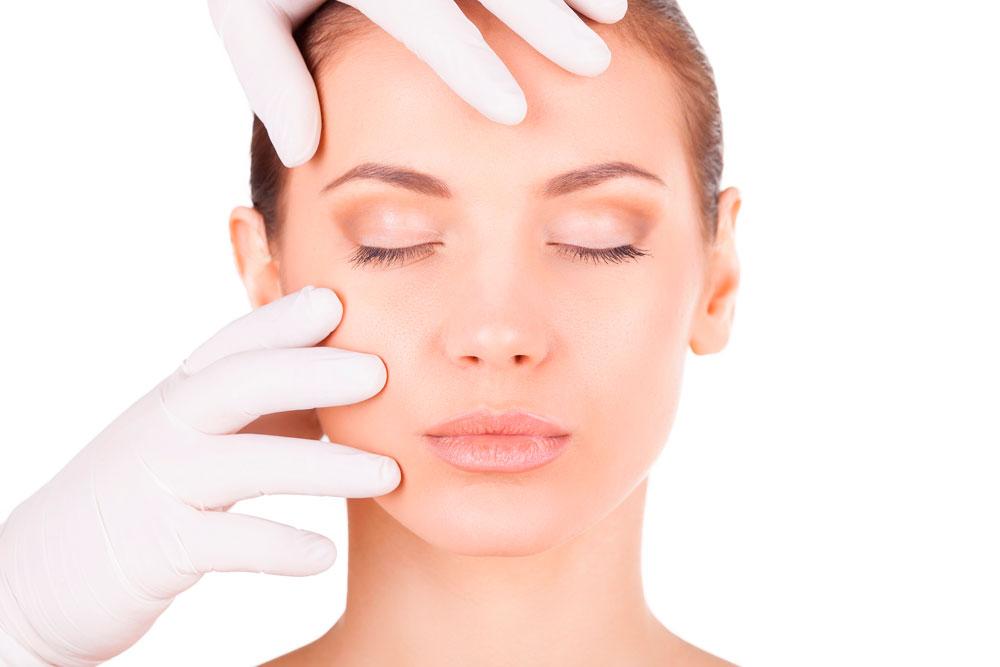 Flacidez facial tratamiento Marbella